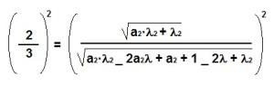 aplicación semejanza de triángulos