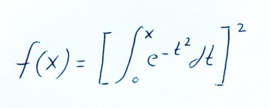 f(x) impropia